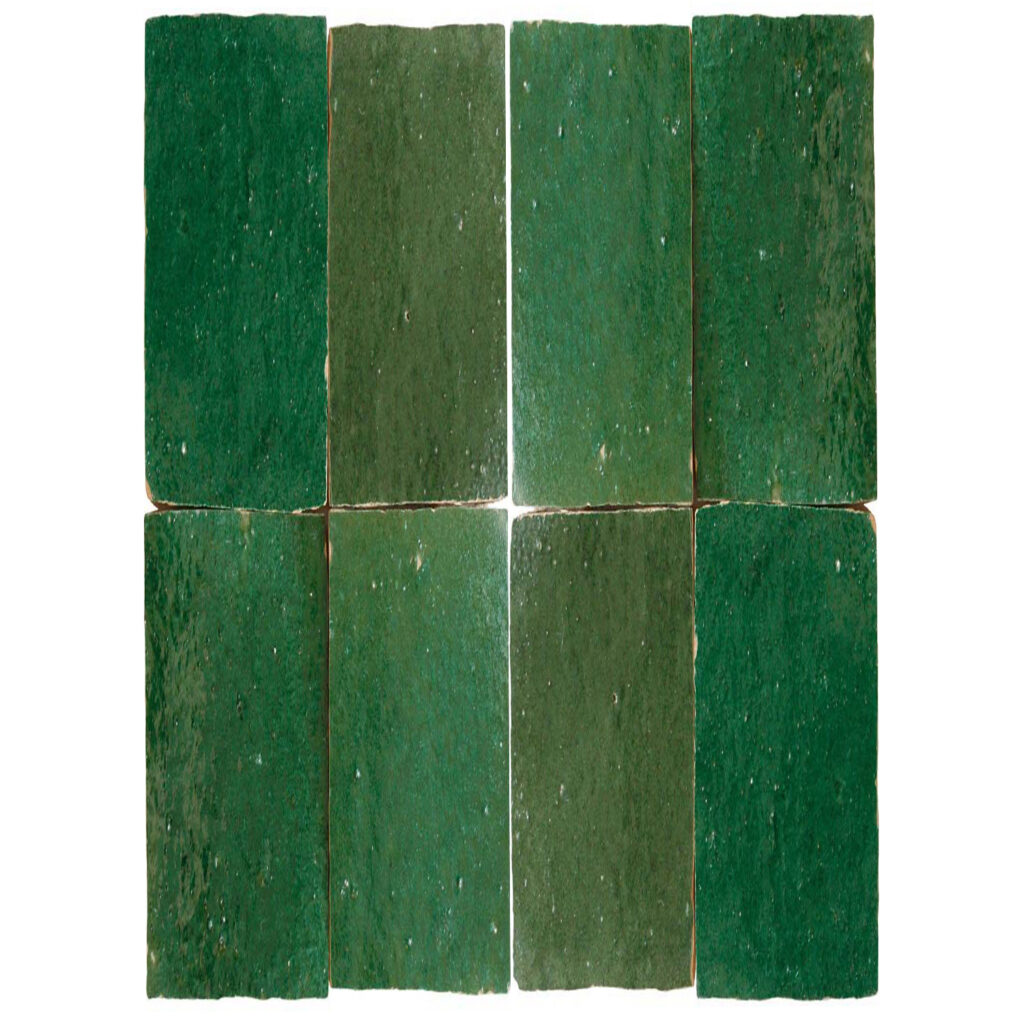 bejmat tiles traditional green (per sqm.)