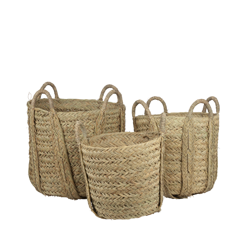 Essaouira laundry basket, 3 sizes set