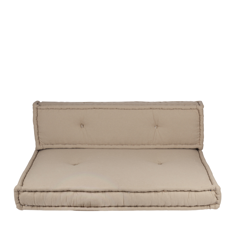 lounge mattress natural S-M-L-XL
