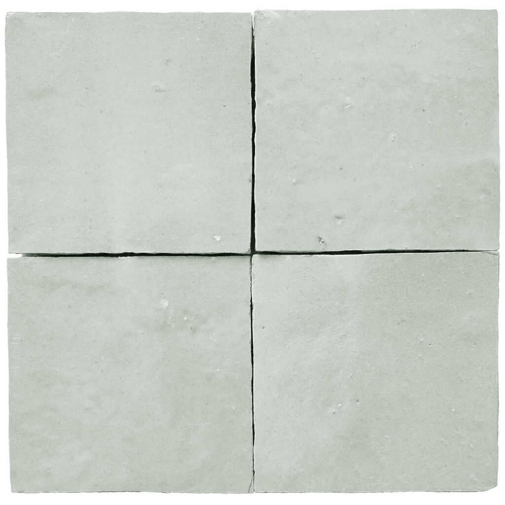 zelliges pearl white (per sqm.)